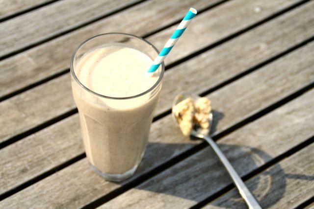 Peanutbuttermilkshake