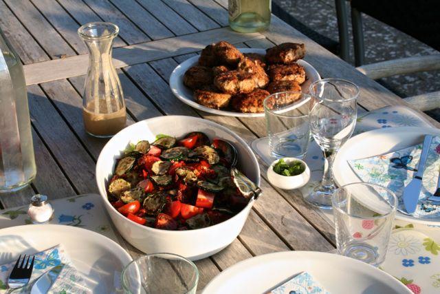 Squash-salat