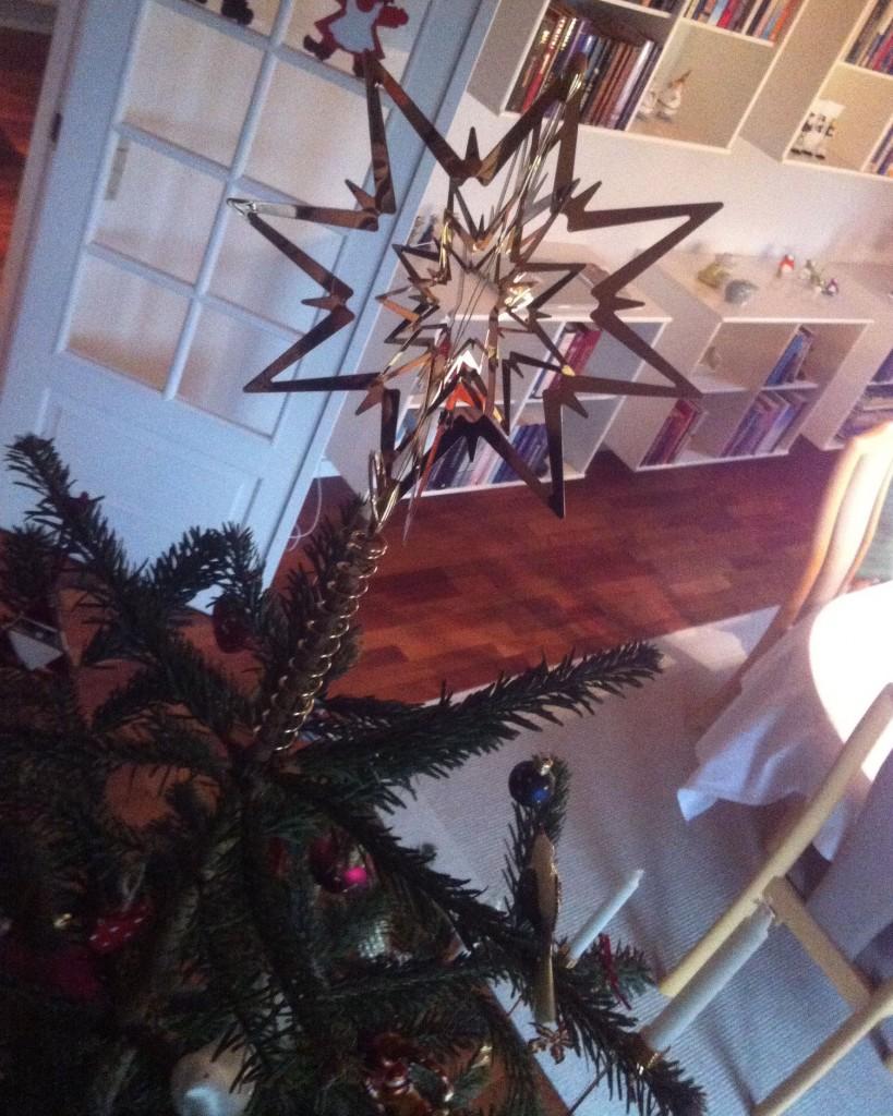 Glædelig jul Louises Lammesky