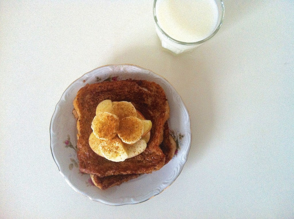 Arme Riddere // French Toast