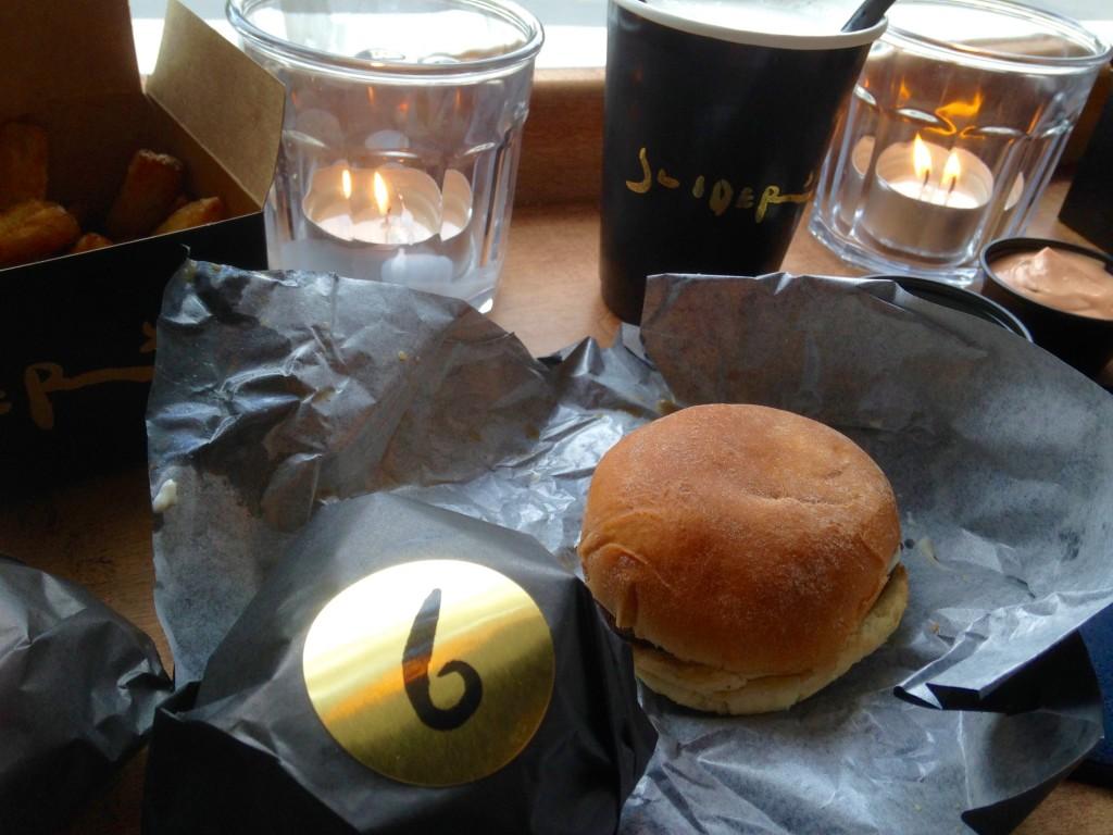 Sliders - lækre miniburgers