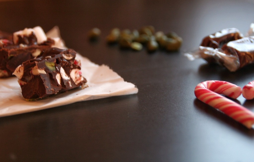 Rocky Roads - Christmas-edition