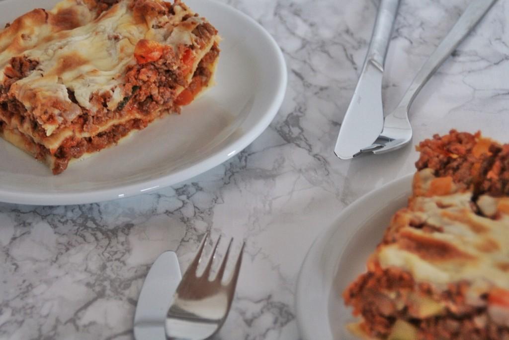 Papas Lasagna Bolognese
