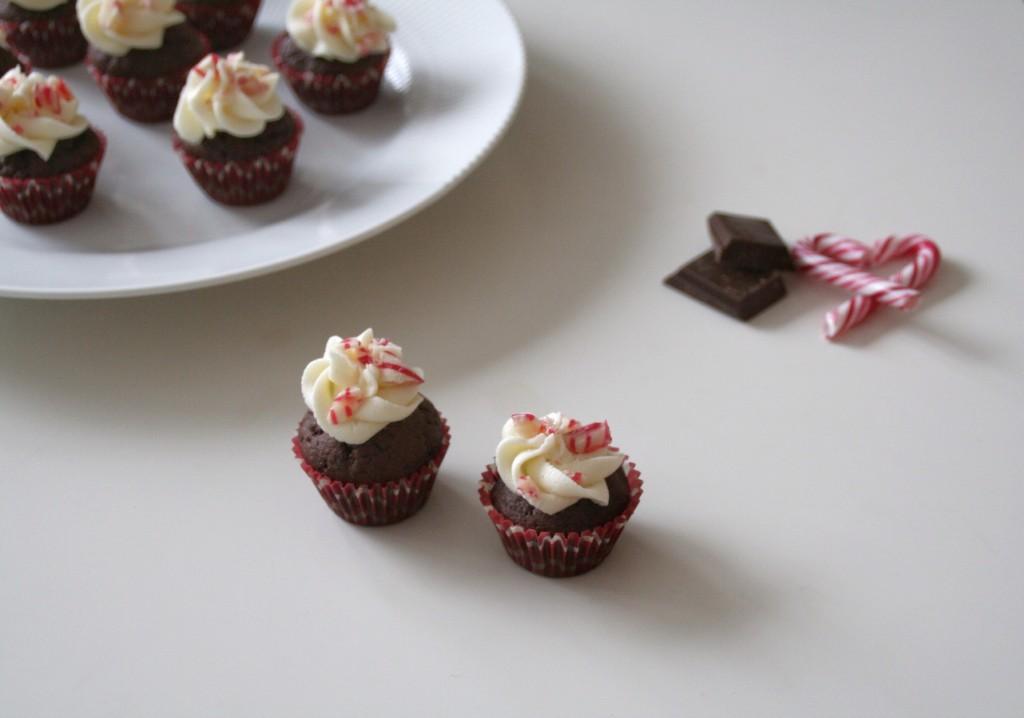 Minicupcakes med bismarck