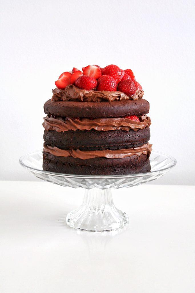 Min første kagebestilling