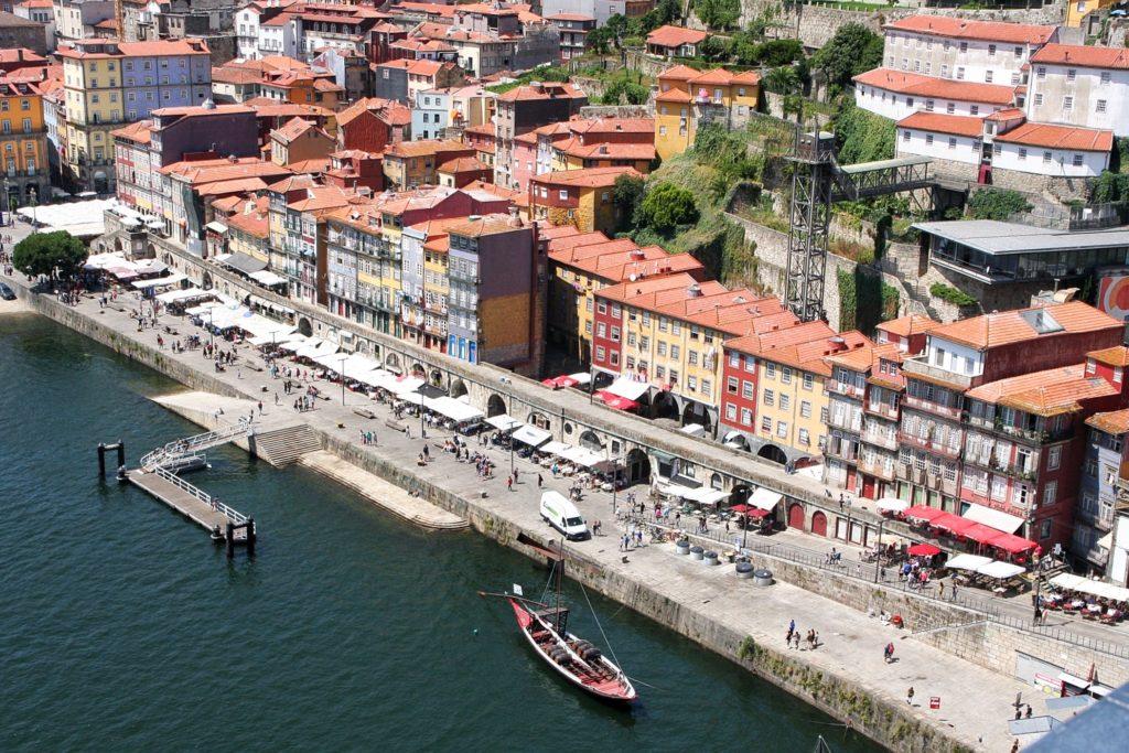 Postkort fra Porto
